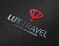 LUX TRAVEL BRANDING