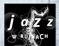 "Poster exhibition ""Jazz W Ruinach"" / 2014"