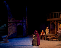 Lighting Design Three Musketeers