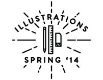 Illustrations Spring '14