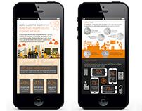 Orange Business Infographics
