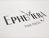 Ephemera Time Pieces