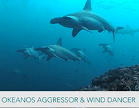 Okeanos Aggressor and The Wind Dancer WBDR Video