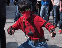 Spider-Man Steampunk Cosplayers & Fan Arts