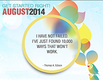Motivator, Inspirational Quote