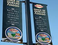 Banner Queijo President