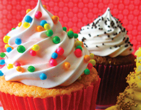 Meu Querido Cupcake | Identidade Visual
