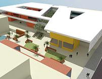 Centro Comercial e Gastronomico no Beixiga