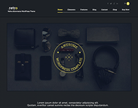 Retro - ecommerce responsive wordpress theme