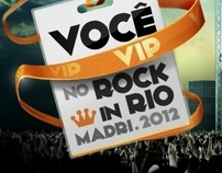OFF! Cosmetic Rock in Rio + Carnaval [concept]