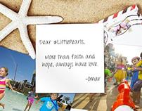 Yas Waterworld - Little Pearls Digital Campaign