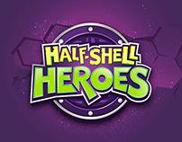 TMNT Half-shell Heroes Identity