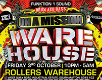 On A Mission - Warehouse