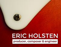 Eric Holsten -- Portfolio Website, Video & Photography