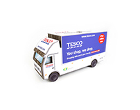 Tesco Lorry