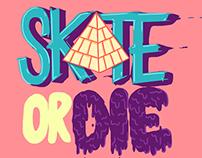 Skate Or Run