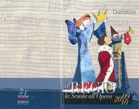"Teatro Regio Torino ""Ciottolino"""