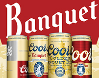 Coors Banquet Heritage OOH