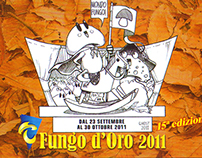 """Fungo d´oro 2011"" Illustration"