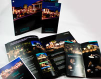 Unique Lightscaping Marketing Materials