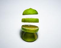 Product Display - Limes