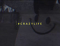 "Drop Dead Clothing ""Crazy Life"""