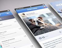 Social Coaster Mobile App
