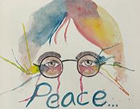 Lennon Keep The Peace