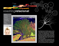 layout for a web  +info: www.coachingrelacional.com