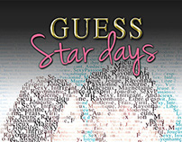 GUESS Star days - Valentine day