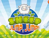 Sheep, jump, jump!