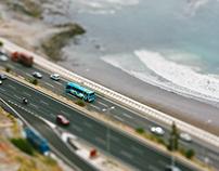 Gran Canaria Tilt-Shift