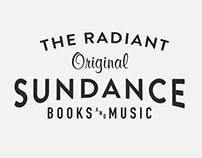 Sundance Books and Music Branding