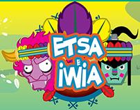 Etza e Iwia