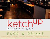 Ketchup Bar/ Restaurant Ad