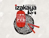 Izakaya Pub Fest Event Design