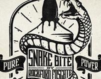 Snake Bite Design