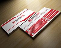 Corporate Business Card - RA49