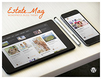 EstateMag - Responsive Wordpress Blog Theme