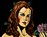 Poison Ivy (color)