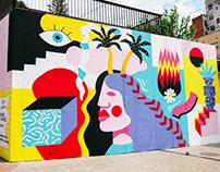 Mural / 12+1