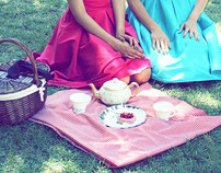 Katie & Nabile: Tea Party