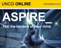 UNCG ONLINE Website