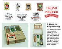 Cook Start: Fresh and prepped meals for Trader Joe's
