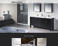 Bathroom Place – Volusion Client