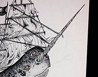 Narwhal dots work