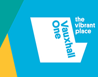 Vauxhall One — Rebrand