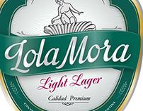 Envase y etiquetas de cerveza argentina