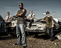 Lane Change Promo Shoot 2014