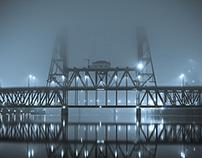 Steel Bridge - Portland, Oregon